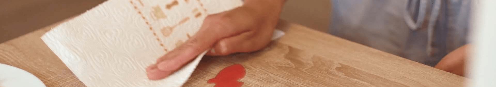Les conseils de nettoyage avec Sopalin