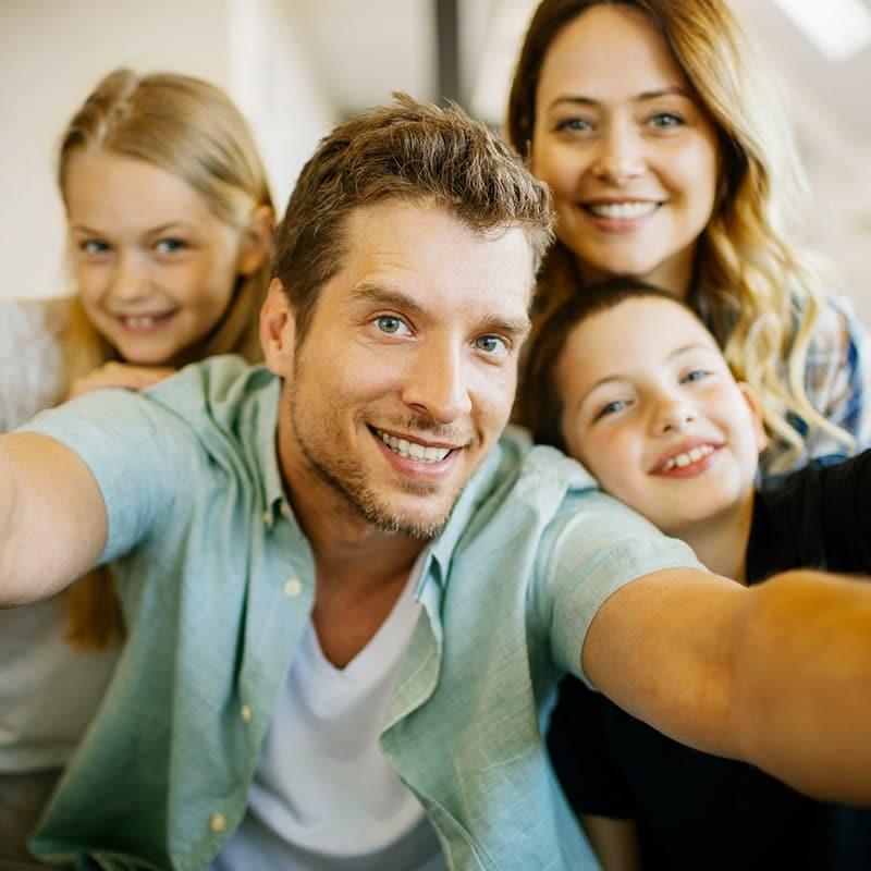 Un essuie-tout, une famille, des milliers de possibilités !